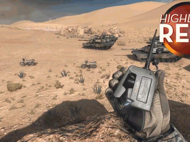 <i>Battlefield</i> प्रो-टिप: अपनी खुद की विस्फोट बाइक से मत मारो