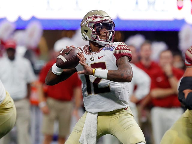 Report: Cops Suspected FSU QB Of Selling Weed, Were Extremely Wrong