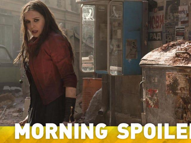 La sorprendente motivación que impulsa a la bruja escarlata en los <i>Avengers 2</i>
