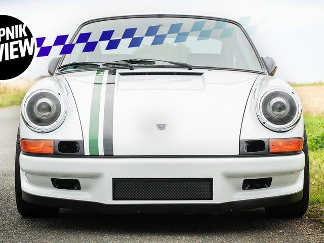 ราคา $ 325,000 พอลสตีเฟนส์จะเปลี่ยน 911 ของคุณให้กลายเป็นงานศิลปะที่รวดเร็วมาก