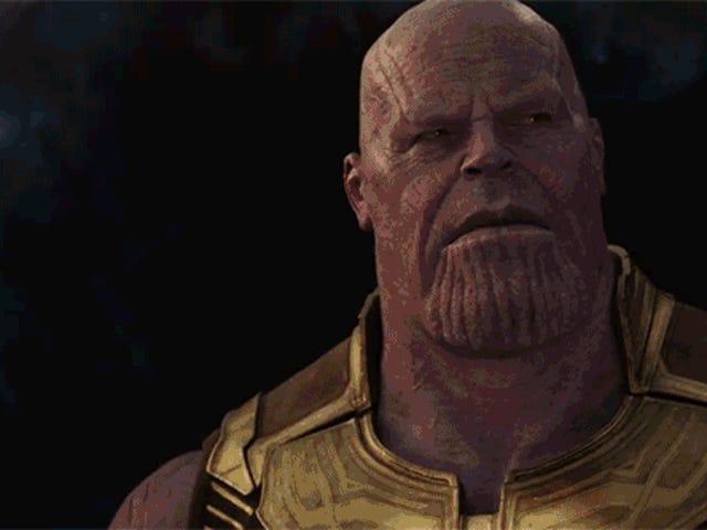 Holy Crap, The First <i>Avengers: Infinity War</i> ตัวอย่างหนัง <i>Avengers: Infinity War</i> อยู่ที่นี่