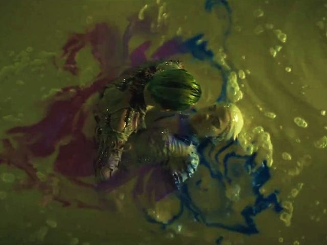En slettet <i>Suicide Squad</i> scene viser hvordan Harley holdt Jokerens oppmerksomhet