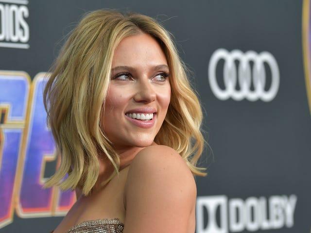 Scarlett Johansson afirma que ella es la víctima de 'Clickbait'
