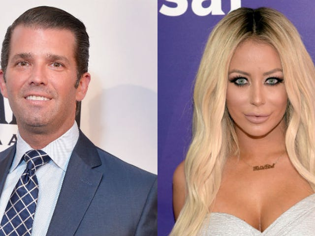Don Junior passera-t-il son anniversaire avec Aubrey O'Day?