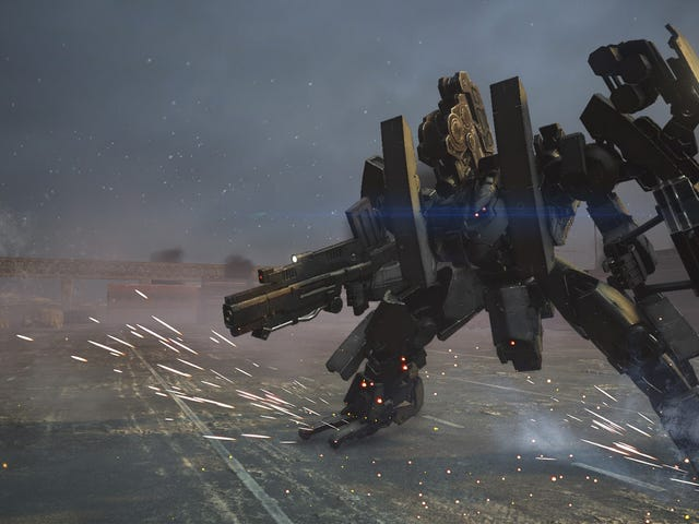 Left Alive Isn't Fun But Its Depiction Of Mechs Is Great