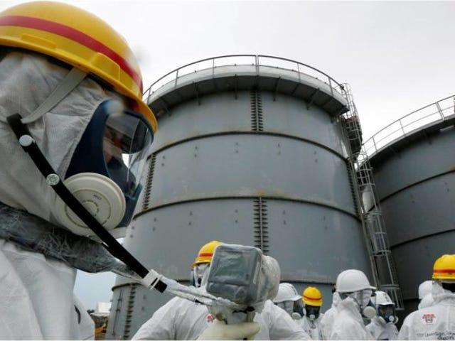 फुकुशिमा अल्कान्ज़ा लॉस निवेल्स डी रेडियसियन मास एलिडाडोस वाई अलार्मेंट्स डेसडे एल दुर्घटना परमाणु डी 2011