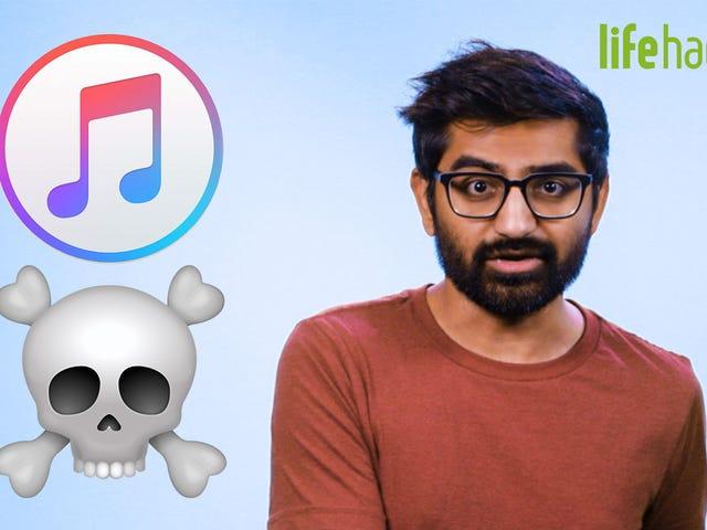 iTunes Is Dead, Long Live iTunes