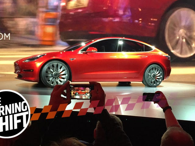 Elon Musk Takes Personal Charge Of Model 3 Production