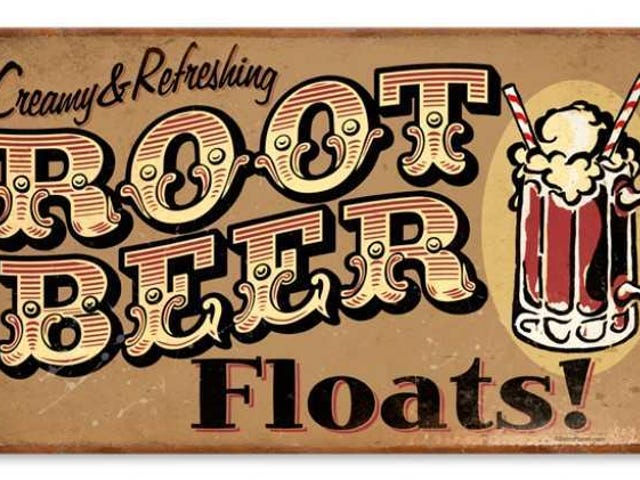 Brain Candy: Root Beer Float Puzzle, Because Wednesday
