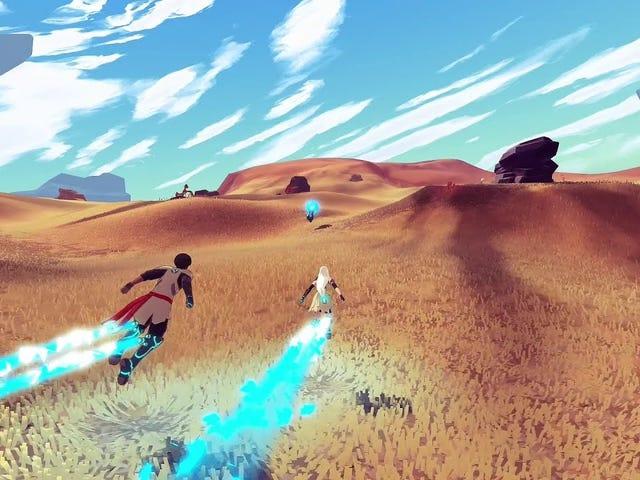 Game Bakers, producenter af boss-rush-spillet Furi, er tilbage med en gameplay-trailer til deres upco