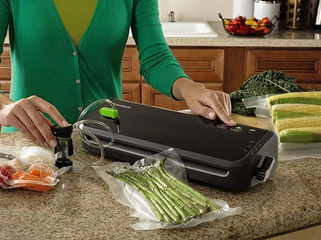 This $38 FoodSaver Will Pay For Itself, and Has Never Been Cheaper.