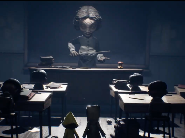 Little Nightmares 2, a sequel to the moody but somewhat inconsistent 2017 puzzle-platformer, is comi