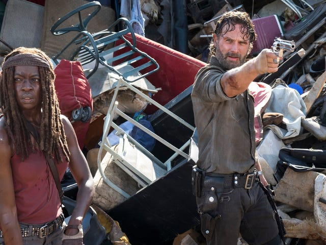 That Was a Truly Infuriating Episode of The Walking Dead