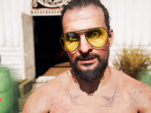 A Spoiler-Filled Chat About Far Cry 5's Ending