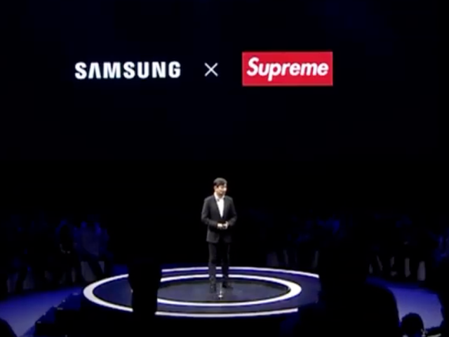 Samsung Calls It Quits on Collaboration With Fake Supreme