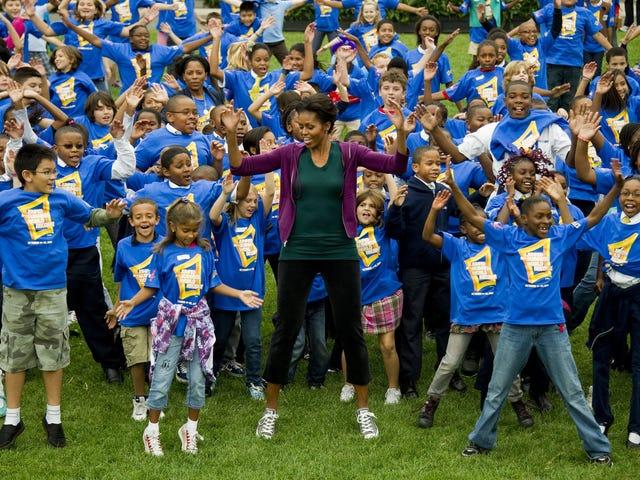 Move Like Obama: Forever First Lady condivide la playlist di allenamento 2020 con i Bangers di Beyoncé, Cardi B, Kirk Franklin e Ed Sheeran