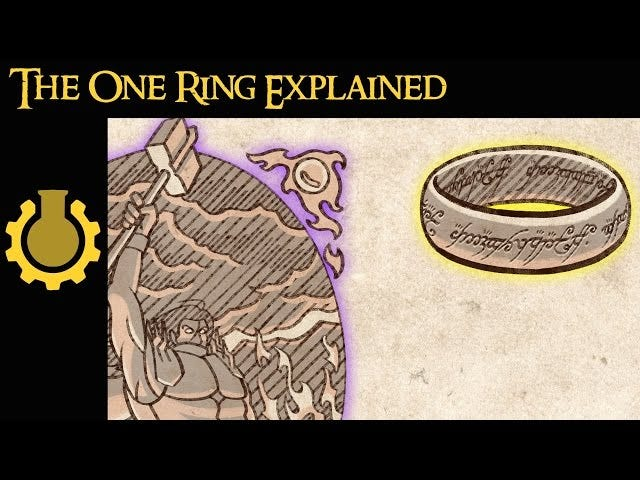 What You Need To Know About Lord Of The Rings' One Ring