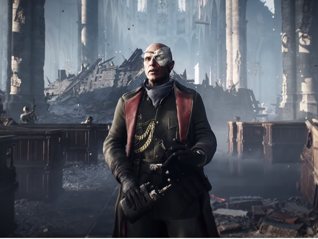 EA Will Change Battlefield V Nazi Who Shared Name With Resistance Fighter