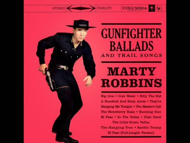 Marty Robbins -- 'Big Iron'