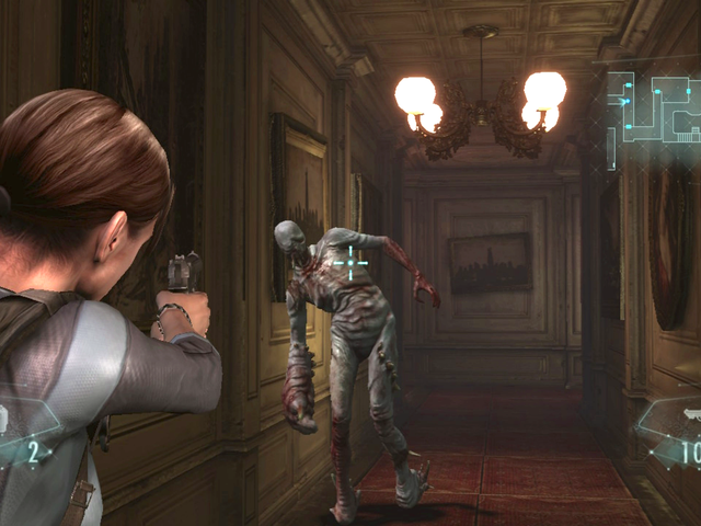 Resident Evil Revelations' Switch Motion Controls Are Really Good
