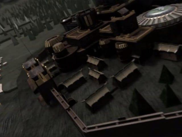 Всі чоловіки повинні кидати після того, як побачили це 360 ° відео вступу « Game Of Thrones