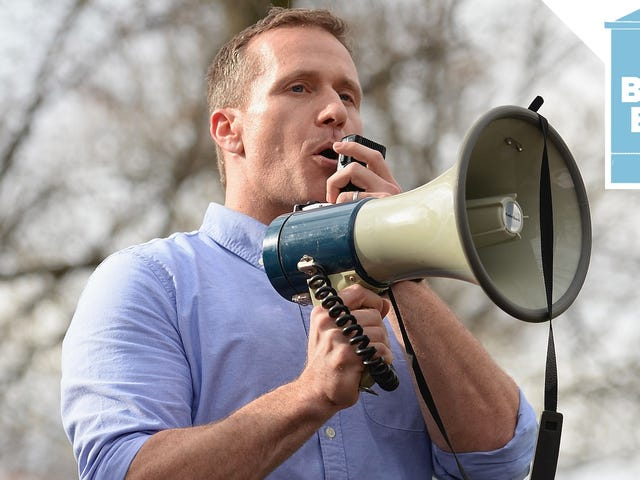 Missouri Gov. Eric Greitens Finally Resigns