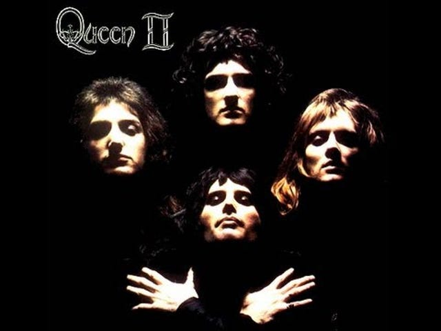 Queen -- 'Bohemian Rhapsody'