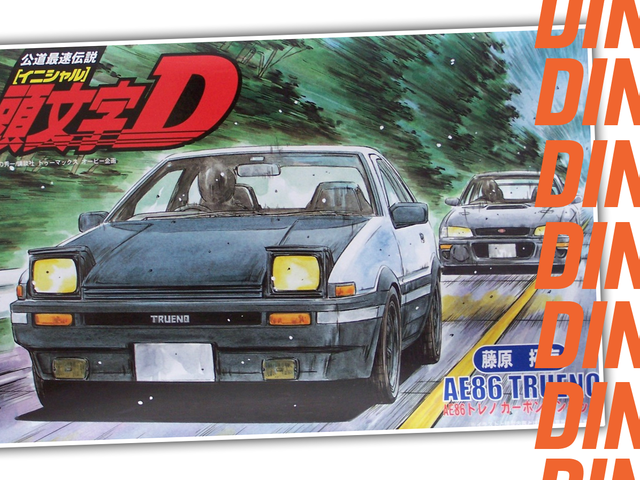 I Don't Care How Much You Love Manga, The AE86's Speed Chime Is Maddening