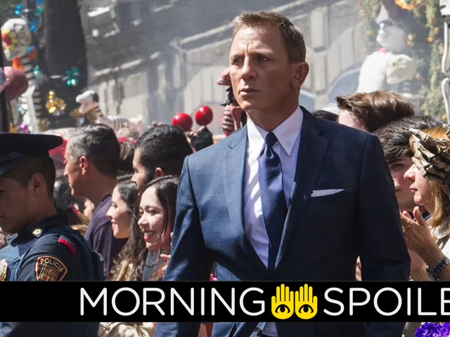 Er Next <i>Bond</i> Movie tæt på at finde sin skurk?