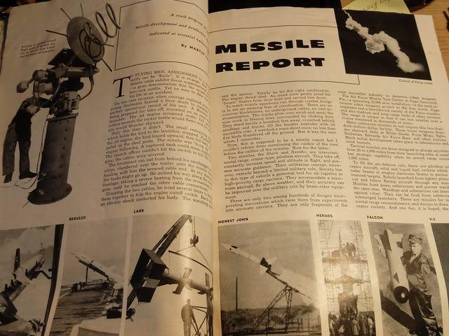 Inde Old Flying: November 1955.
