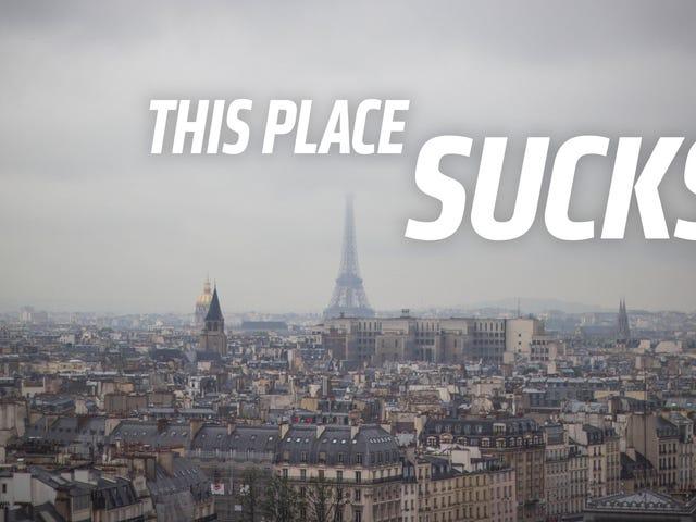 फ्रांस भाड़ में जाओ