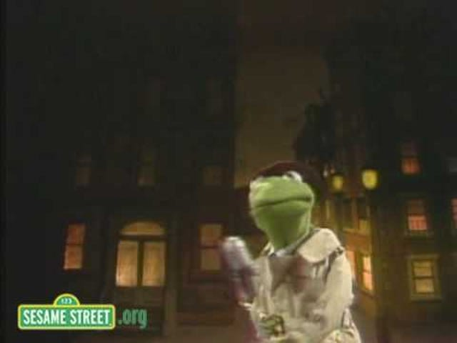 Kermit's Howard Beale Moment