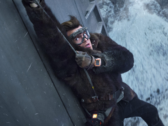 Solo's Train Heist Was Designed With the Help of One Big Virtual Reality Leap
