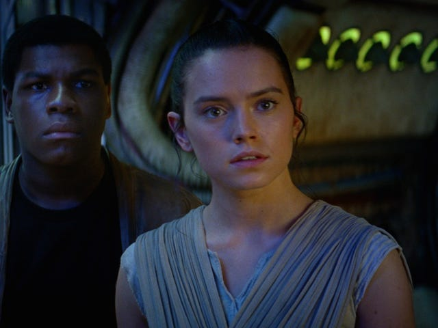 BFFs Rey and Finn Will Definitely Be Hanging Out inStar Wars: Episode IX