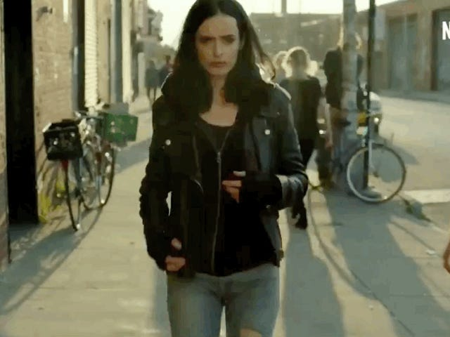 The First Trailer For Jessica Jones' Second Season Features an Epic Spider-Man Diss