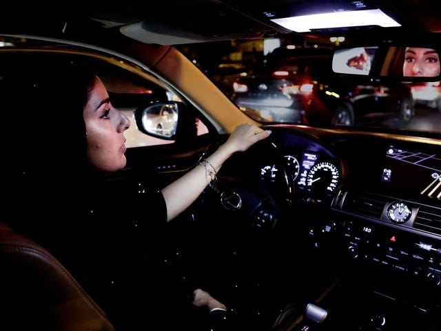 Saudi Women Are Finally Driving, but Within the Same Confines