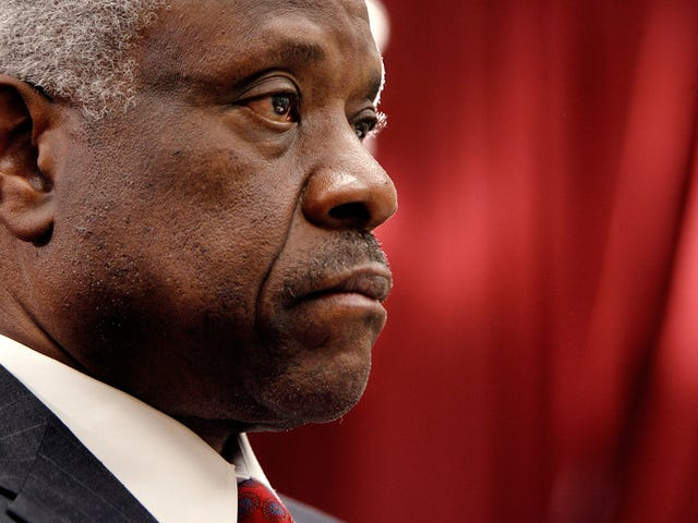 Clarence Thomas Sexual Harassment Accuser Wants Him Impeached
