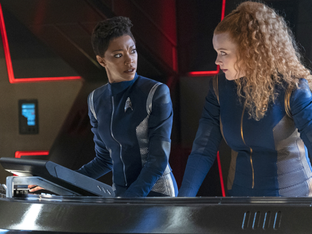 Star Trek: Discovery's War Against Section 31 Just Got a Whole Lot Messier—and a Bit Less Interesting