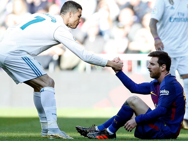 Shocking Video Reveals That Ronaldo And Messi Have Different Personalities