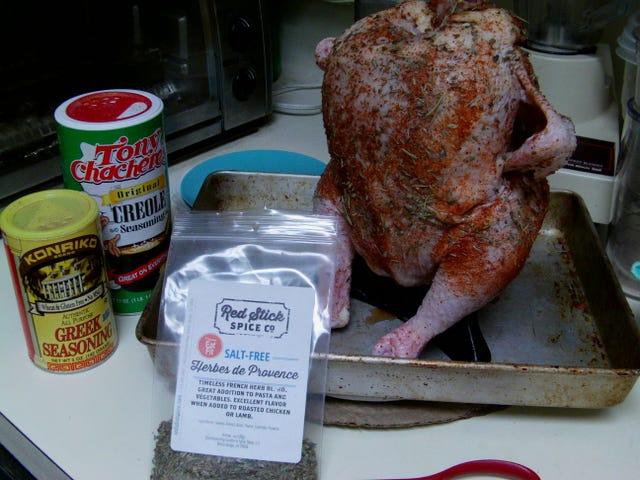 Roast Chicken with Herbes de Provence