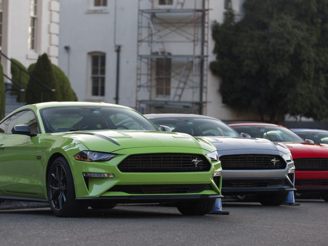What Do You Want To Know About The 2020 Ford Mustang EcoBoost High Performance Package?