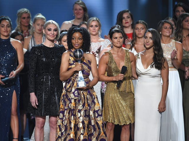Everything You Missed At The ESPYs