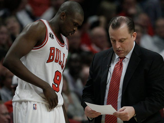 Tom Thibodeau Continues Collecting The Ghosts Of The 2012 Chicago Bulls