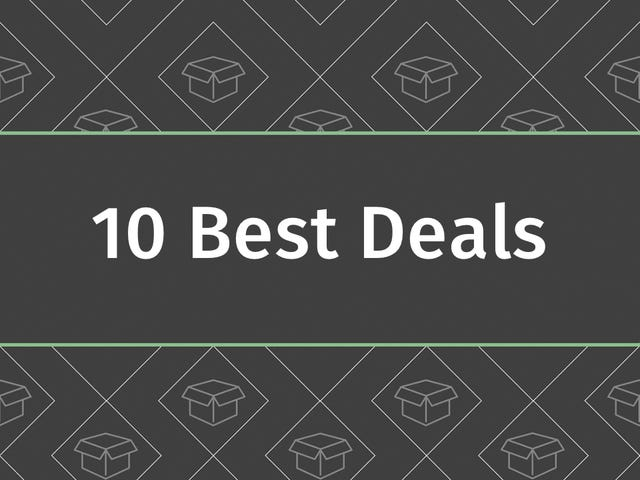 The 10 Best Deals of February 22, 2018