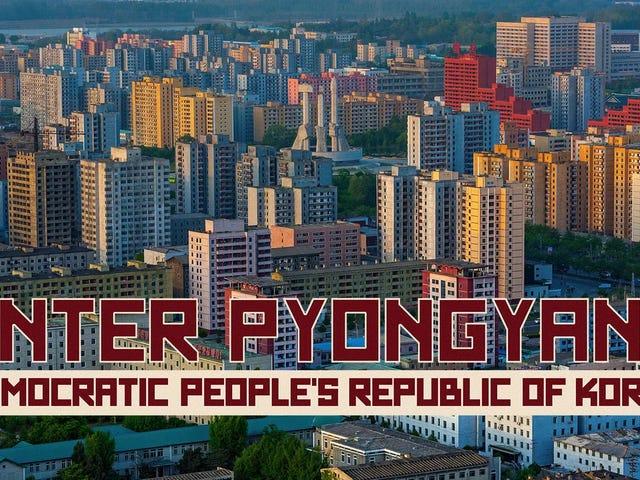 Si vas a Corea del Norte, prepárate para una revisión rutinaria del historial de tu navegador