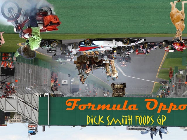 Formula Oppo: The Dick Smith Foods Grand Prix of 'STRAYA!!!!!