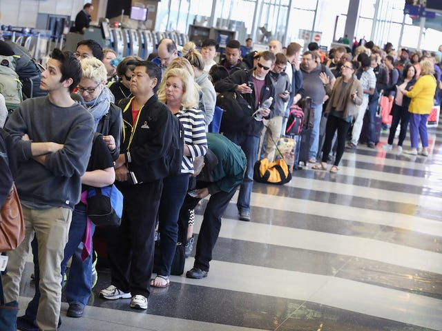 The TSA Tries to Numb Your Thanksgiving Travel Pain With Bad Jokes