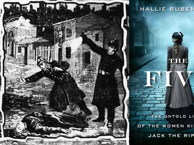 <i>The Five</i> prouve que Londres pour Jack l&#39;Eventreur est trop proche pour son confort