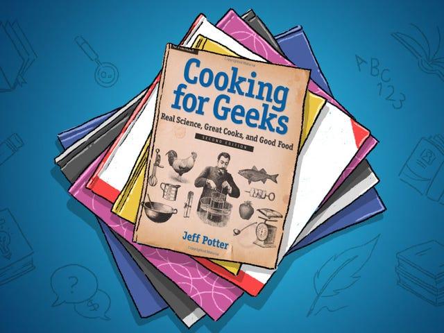 <i>Cooking for Geeks</i> Mengajar Anda Ilmu Belakang Memasak yang Lebih Baik
