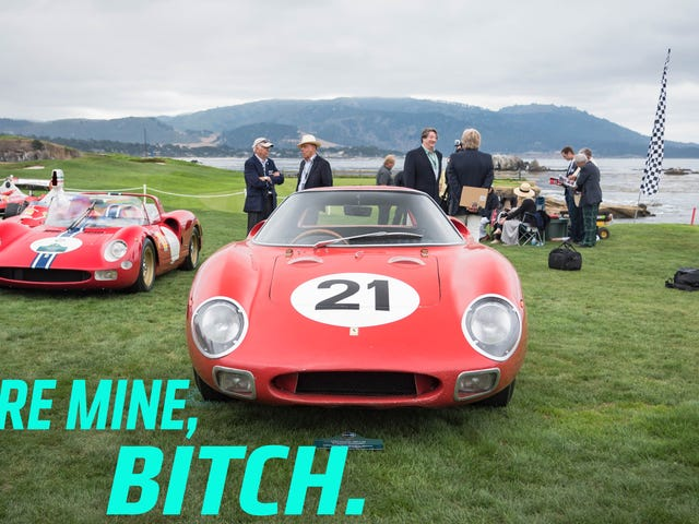 How to Heist Millions of Dollars in Cars at Pebble Beach: A Step-By-Step Guide